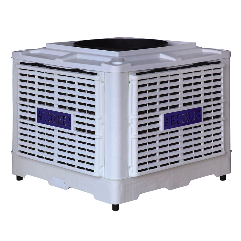 2.2 kW 25000 m3/h Axial Air Cooler